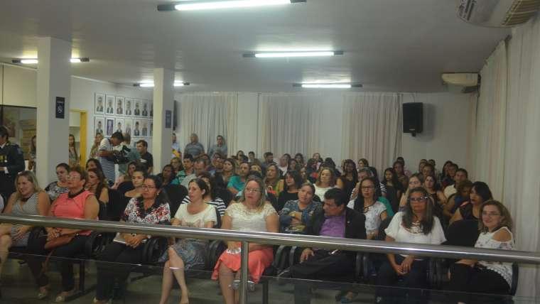 Câmara Municipal homenagear o dia Internacional da Mulher em Sessão Solene