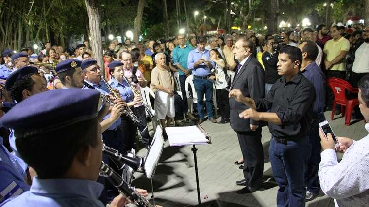 Presidente da Câmara participa das comemorações do Dia do Piauí em Parnaíba