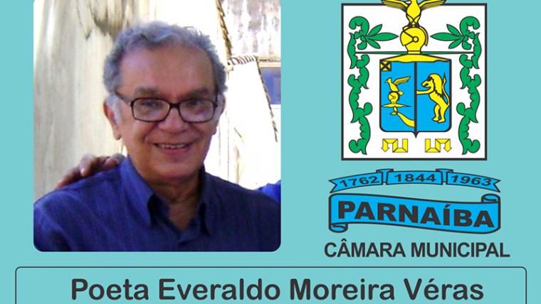 Poeta Everaldo Moreira Véras será homenageado, Geraldinho Alencar é o autor da proposição