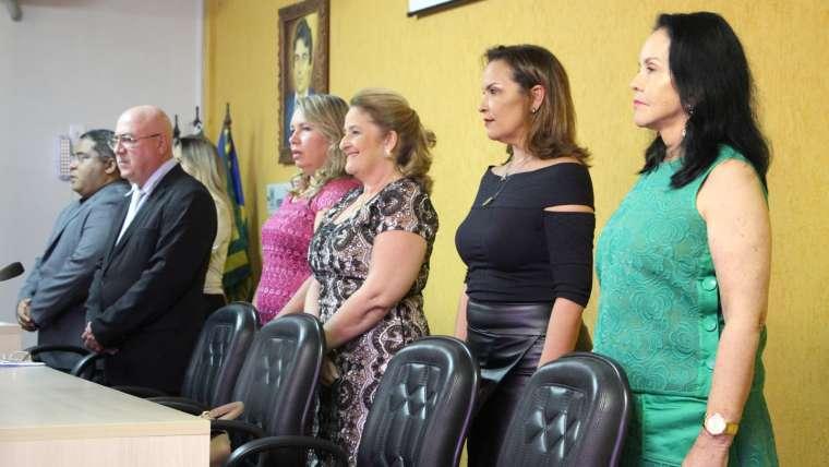 Mulheres são homenageadas em uma linda Sessão Solene no Legislativo de Parnaíba