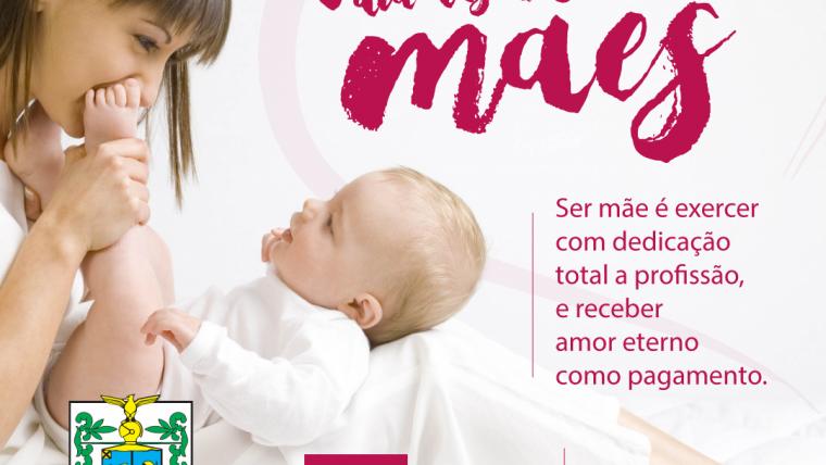 Dia da Mães – 13 de Maio | Câmara Municipal de Parnaíba