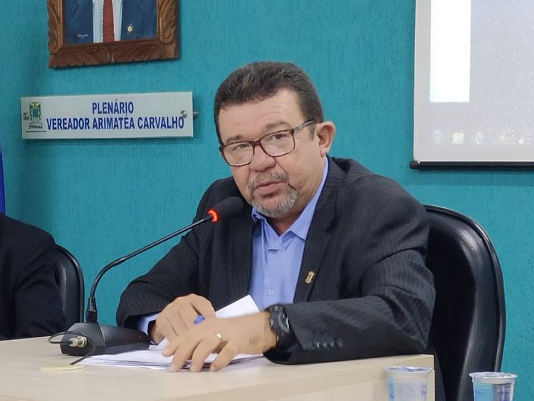 Carlson Pessoa apresenta requerimento para o governo do estado  realizar o curso de Formação Profissional da Polícia Civil