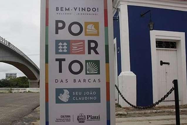 Fábio Novo fala em Tribuna sobre a polêmica com relação ao complemento do nome Porto das Barcas
