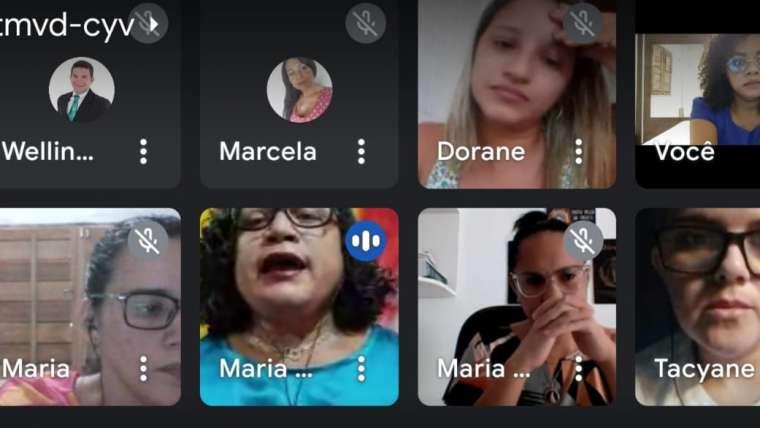 Representantes da CMP participam de videoconferência sobre demandas do Grupo Guará