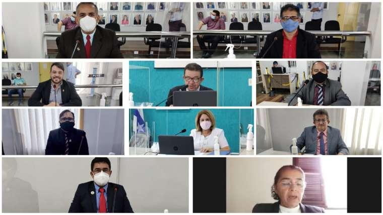 Vereadores aprovam pleitos nas áreas de saúde, infraestrutura, saúde e segurança